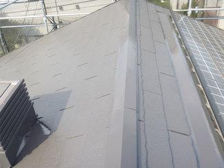 外壁・屋根リフォーム 築13年で色あせてしまった屋根を塗装で綺麗に