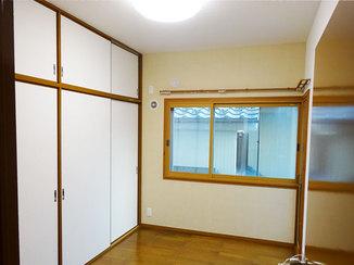 マンションリフォーム 断熱材入りの壁でカビと結露の発生を抑える内装