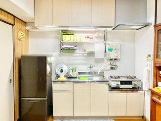 キッチンリフォーム より使いやすく便利にしたキッチン廻り