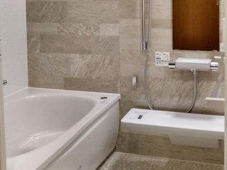 バスルームリフォーム 家事の負担も軽減!1日で取り替えたバスルーム