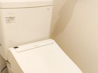 トイレリフォーム 水漏れを解消した快適に使えるトイレ